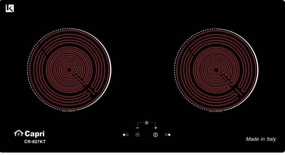 Bếp hồng ngoại CR-827KT