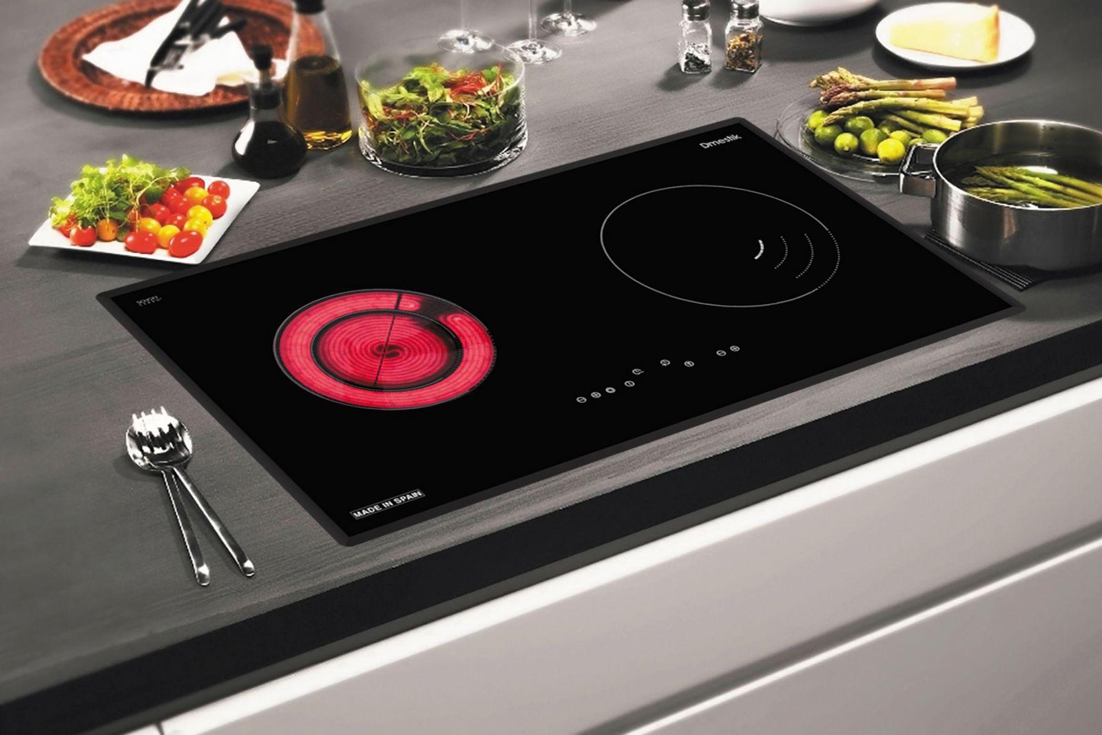 Bếp từ sử dụng công nghệ Inverter tiết kiệm điện