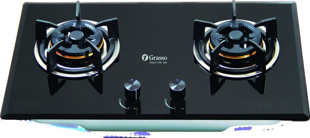 Bếp gas âm GS8-208 S